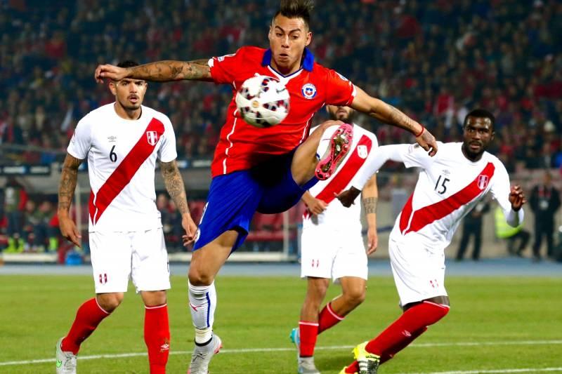 Soi kèo bóng đá Chile vs Peru – 07h30 – 04/07/2019 – Copa America