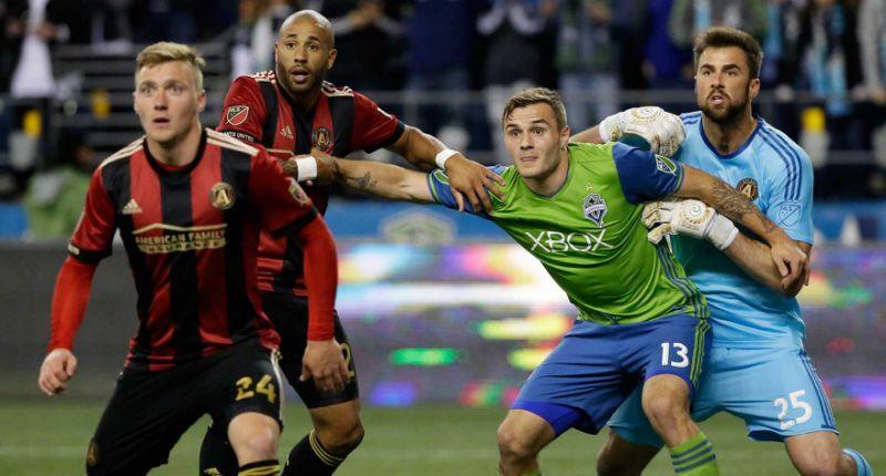 Soi kèo bóng đá Seattle Sounders vs Atlanta United – 02h55 – 15/07/2019 – Giải nhà nghề Mỹ