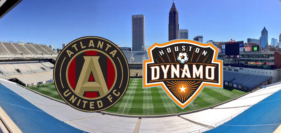 Tip bóng đá trận Atlanta United vs Houston Dynamo – 06h00 - 18/07/2019 – Giải Nhà Nghề Mỹ