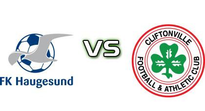 Tip bóng đá trận Haugesund vs Cliftonville – 00h00 - 19/07/2019 – Vòng Sơ Loại Europa League