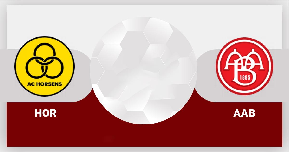 Tip bóng đá trận AC Horsens vs AaB Aalborg – 00h00 - 27/08/2019 – Giải VĐQG Đan Mạch