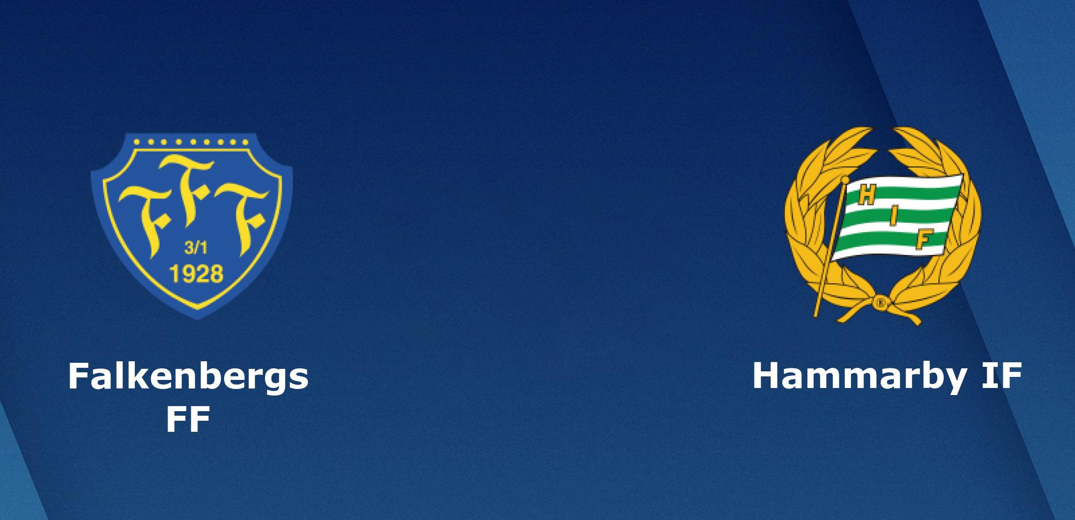 Tip bóng đá trận Falkenbergs FF vs Hammarby IF – 00h00 - 27/08/2019 – Giải VĐQG Thụy Điển