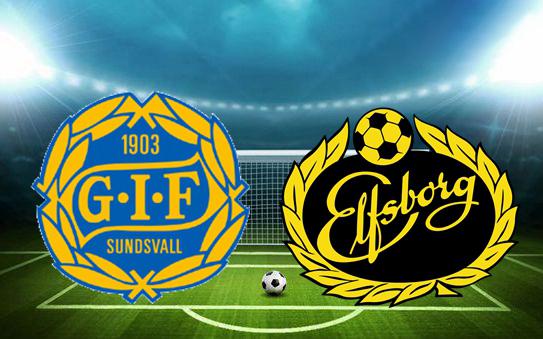 Tip bóng đá trận GIF Sundsvall vs IF Elfsborg – 00h00 - 27/08/2019 – Giải VĐQG Thụy Điển