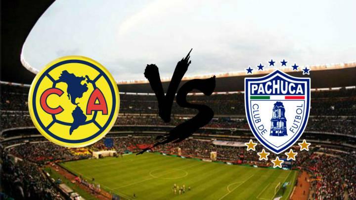 Tip bóng đá trận Club América vs Pachuca – 09h00 - 28/08/2019 – Giải VĐQG Mexico