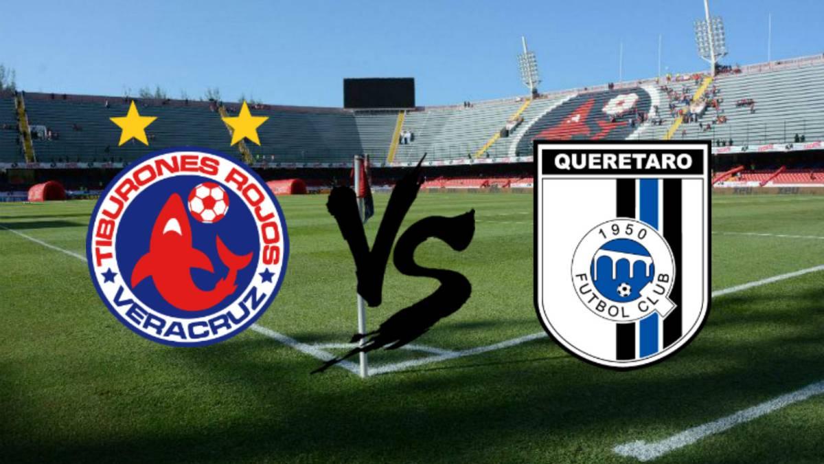 Tip bóng đá trận Veracruz vs Querétaro – 07h00 - 28/08/2019 – Giải VĐQG Mexico