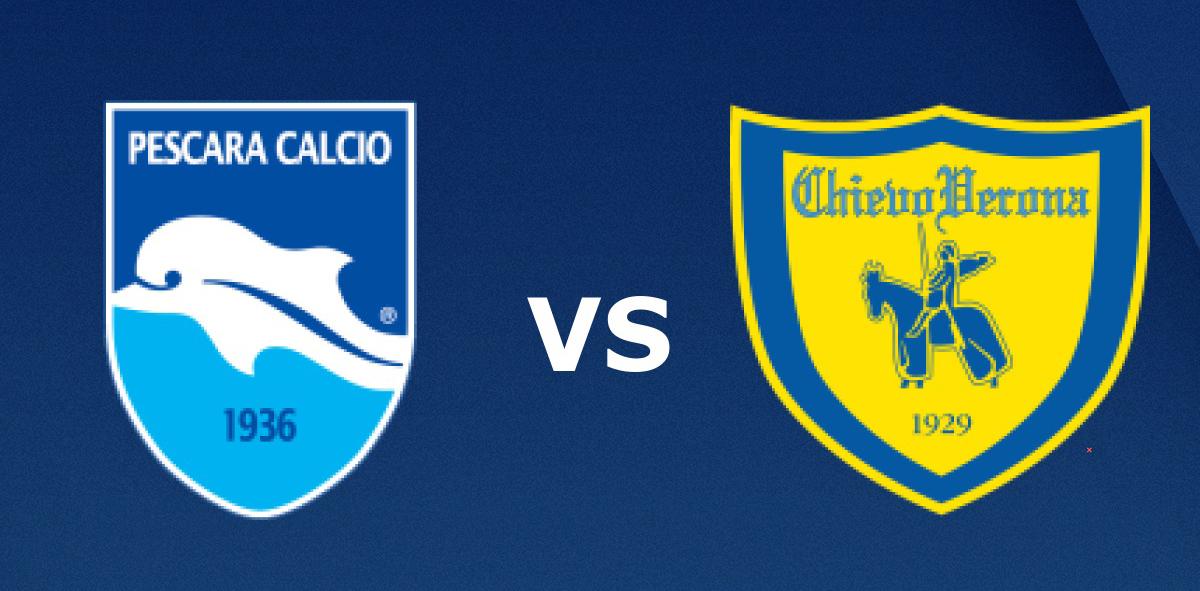 Soi keo bong da Pescara vs Chievo Verona – 18h30 - 29122019 – Giai Hang 2 Y (FA) (2)