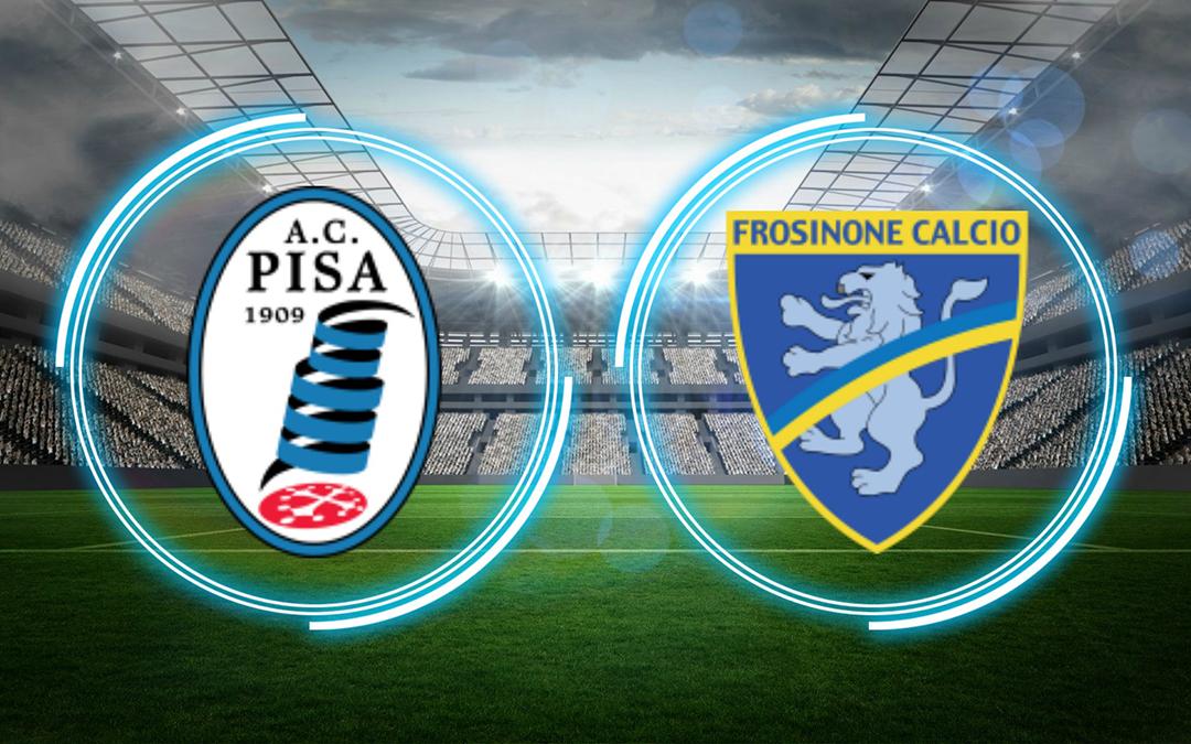 Tip bong da tran Pisa vs Frosinone – 21h00 - 29122019 – Giai Hang 2 Y (FA) (1)